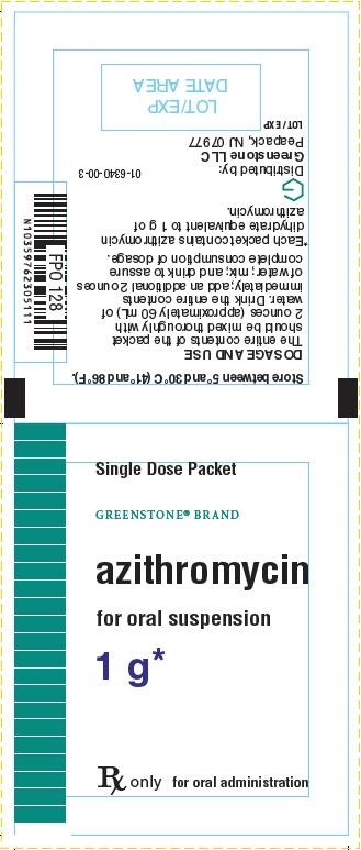 PRINCIPAL DISPLAY PANEL - 1 g Packet