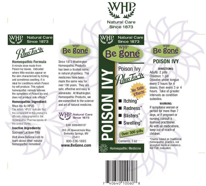 Poison Ivy Box