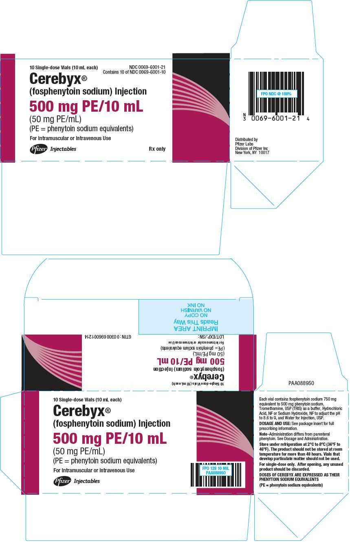 PRINCIPAL DISPLAY PANEL - 10 mL Vial Package