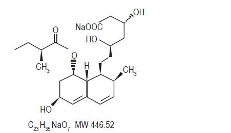Pravastatin Sodium Tablets, USP