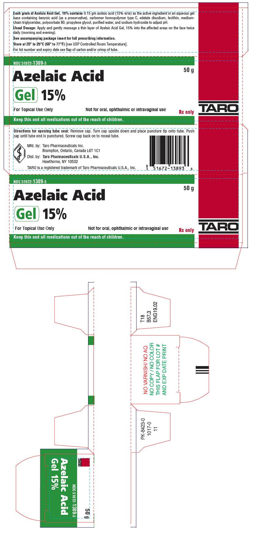PRINCIPAL DISPLAY PANEL - 50 g Tube Carton
