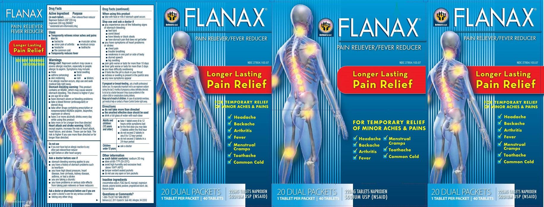 FlanaxPain