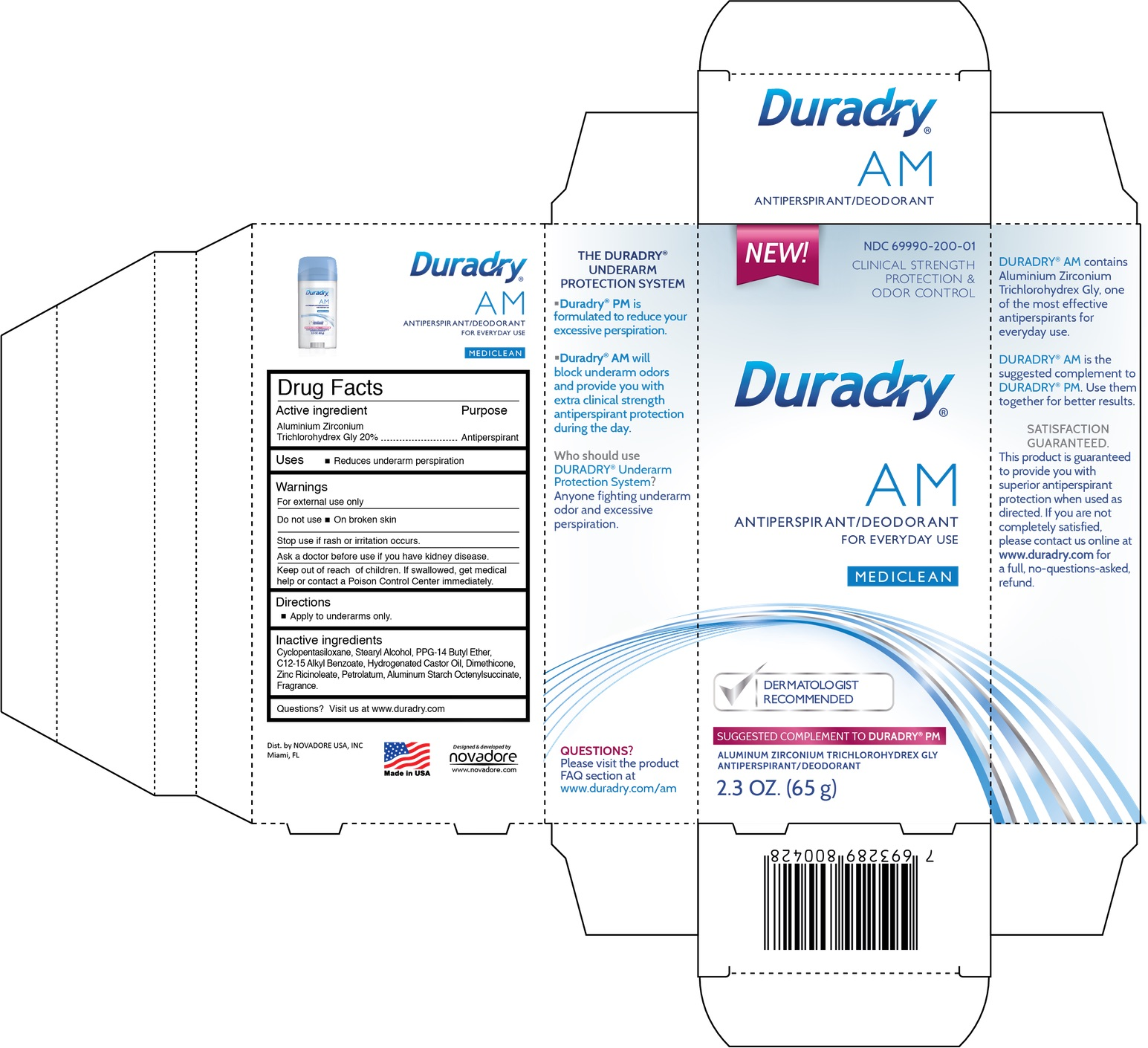 Duradry AM
