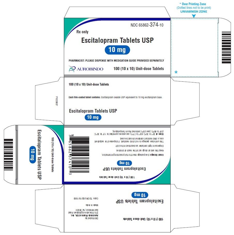 PACKAGE LABEL-PRINCIPAL DISPLAY PANEL - 10 mg Blister Carton (10 x 10 Unit-dose)