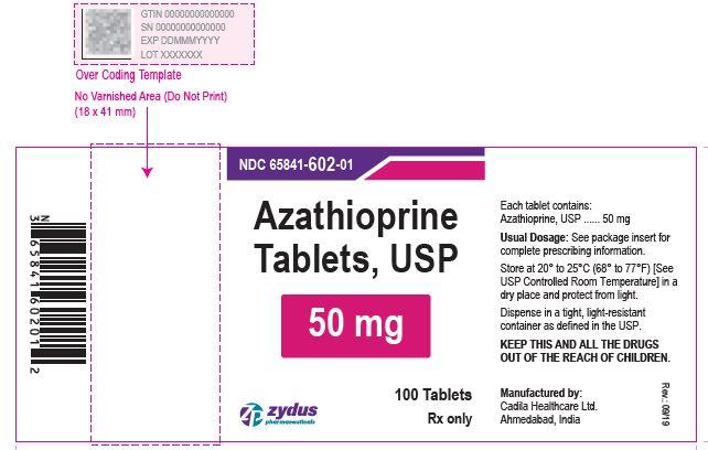 Azathioprine Tablets, USP