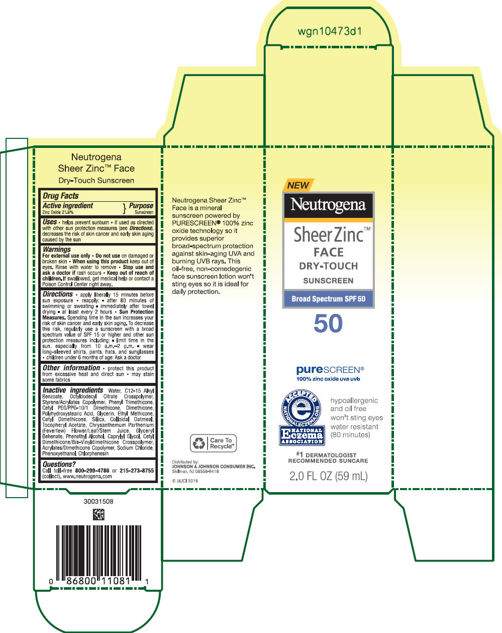 PRINCIPAL DISPLAY PANEL - 59 mL Tube Carton