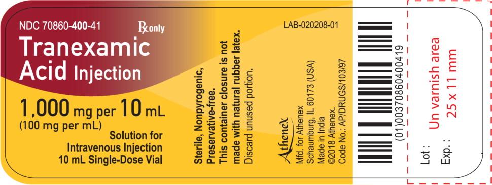 PACKAGE LABEL – PRINCIPAL DISPLAY PANEL – Vial Label