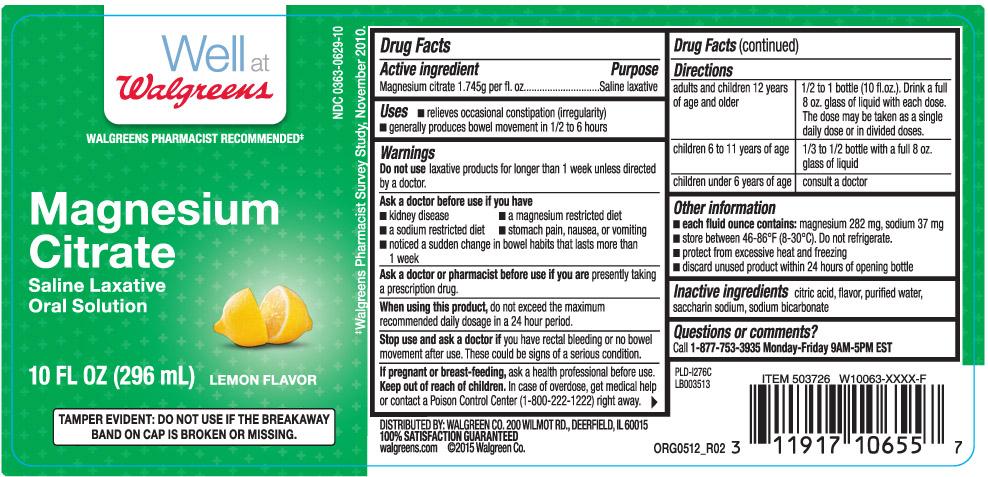 Magnesium citrate 1.745 g