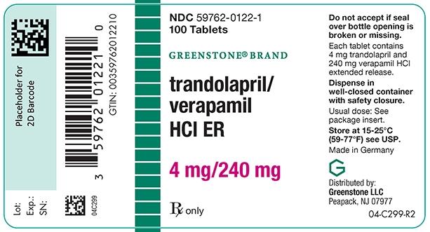 \label-trandolapril-verapamil-4mg240mg-100ct-greenstone