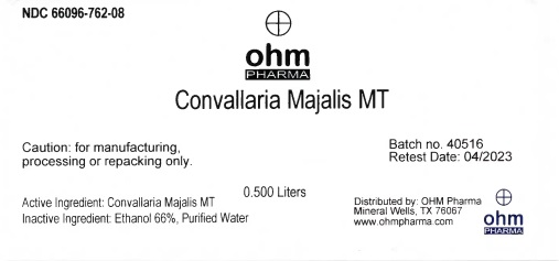 0.500 Liters Bottle Label