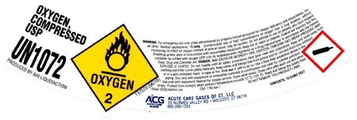 Acute Care Oxygen 15
