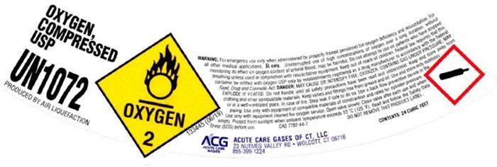 Acute Care Oxygen 24