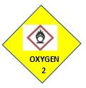 Oxygen Symbol