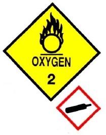 Oxygen-Cylinder Symbol