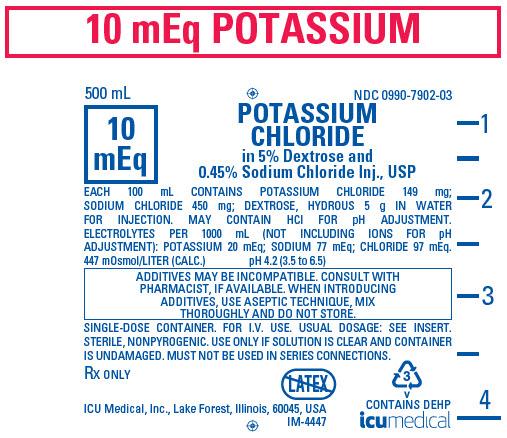 PRINCIPAL DISPLAY PANEL - 500 mL Bag Label - IM-4447