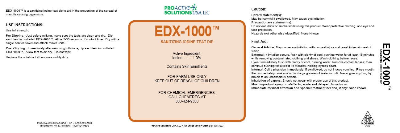 EDX-1000