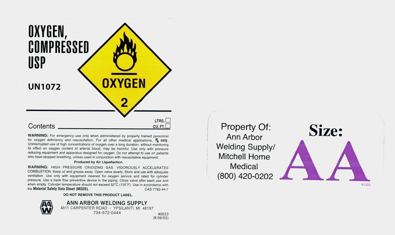 Oxygen Label 2