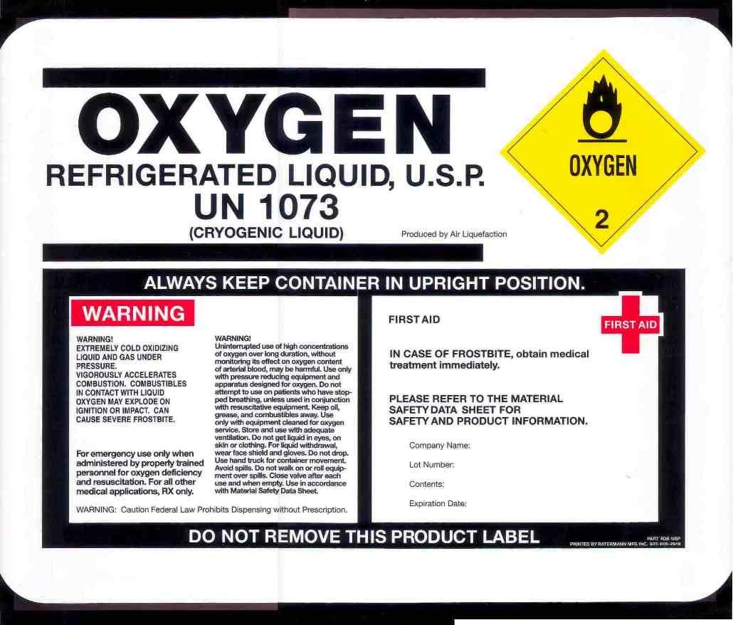 Oxygen Label 5