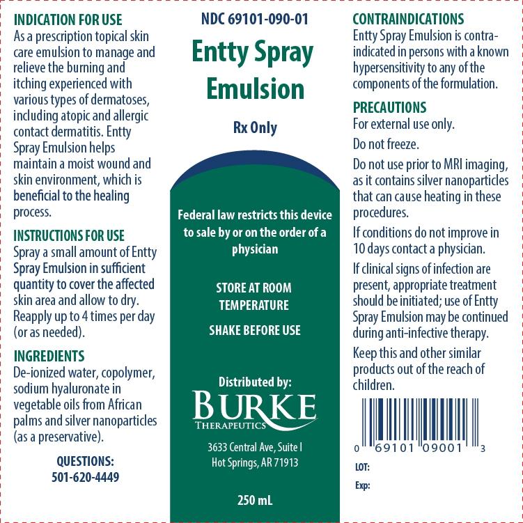 Entty® Spray Emulsion 250 mL