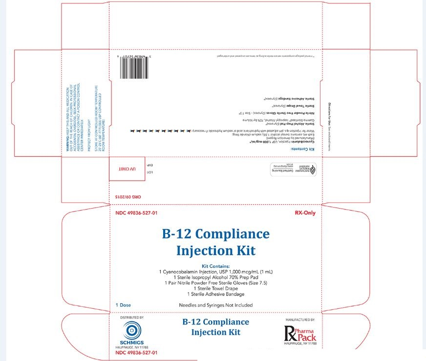 B-12 Compliance Injection Kit