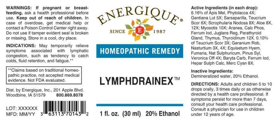 Lymphdrainex