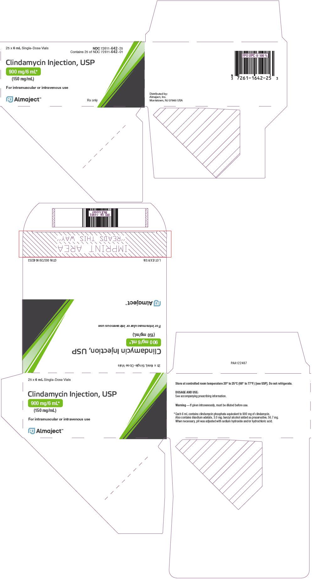 PRINCIPAL DISPLAY PANEL - 6 mL Vial Carton