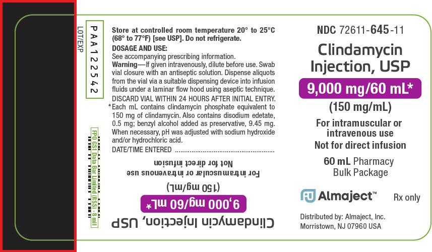 PRINCIPAL DISPLAY PANEL - 60 mL Vial Label