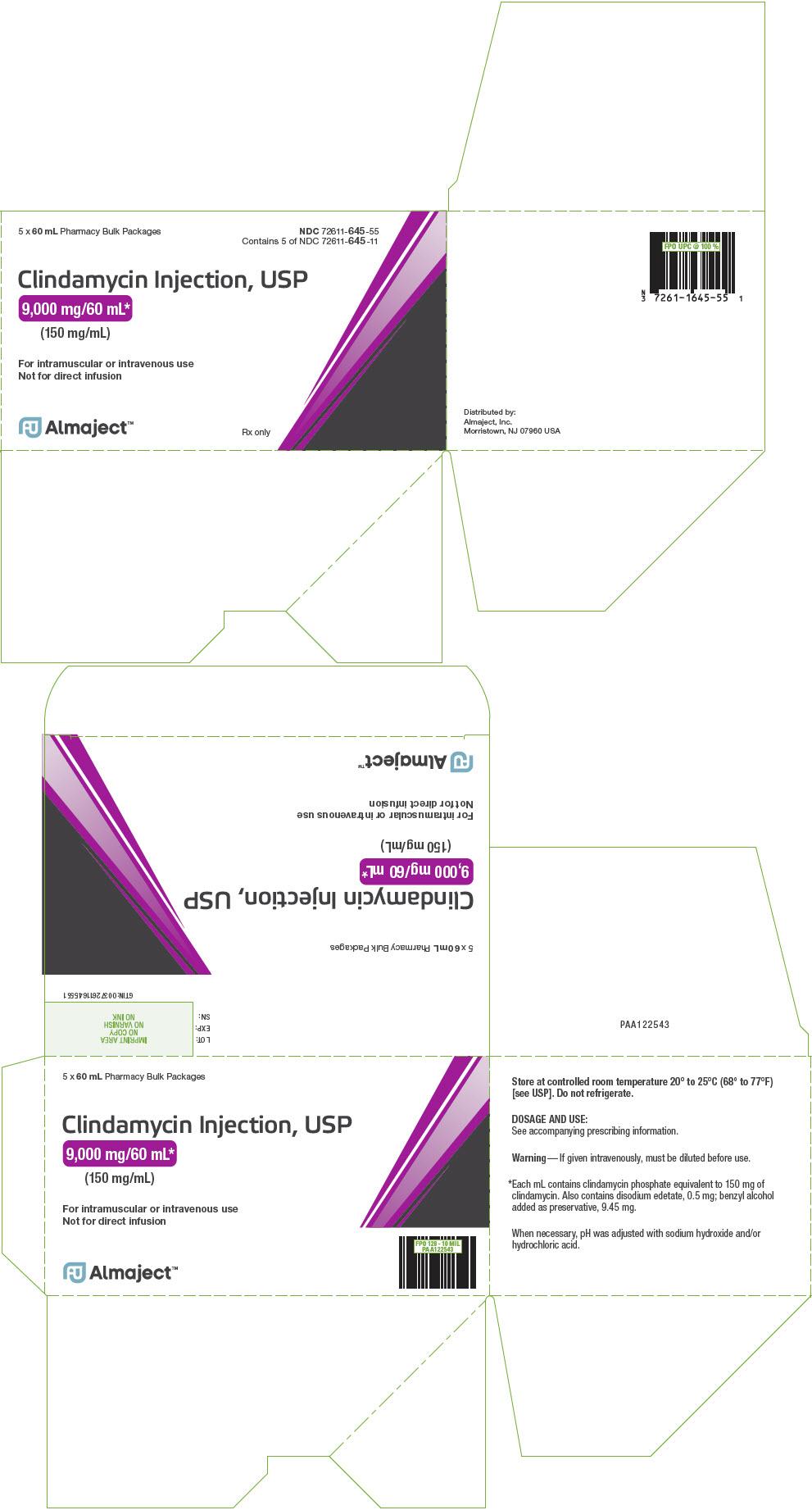 PRINCIPAL DISPLAY PANEL - 60 mL Vial Carton