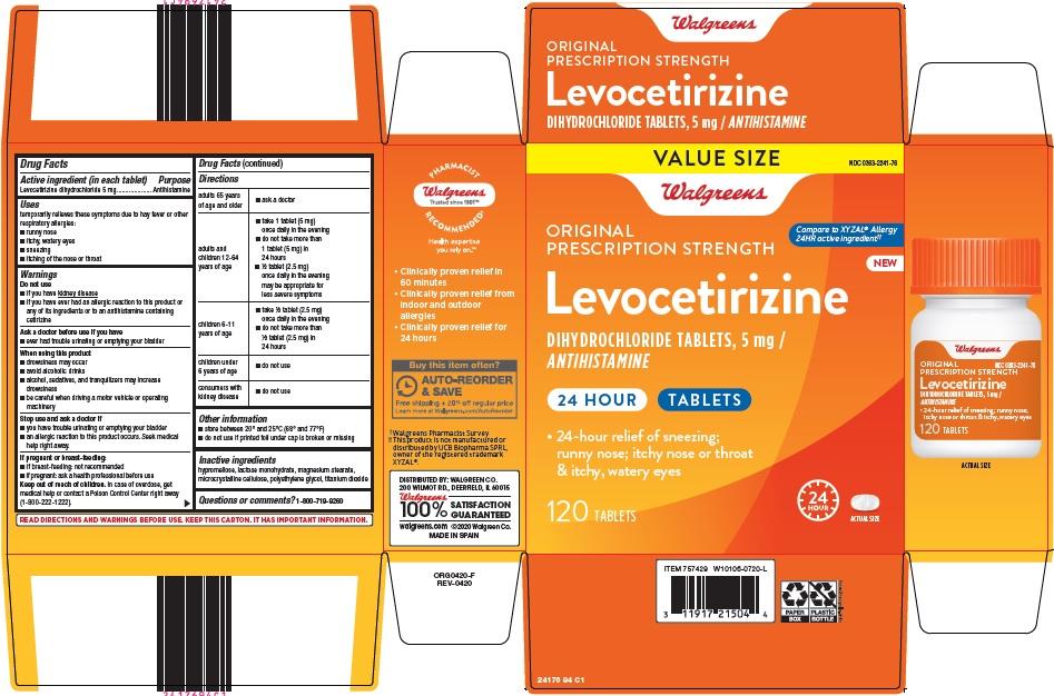 levocetirizine image