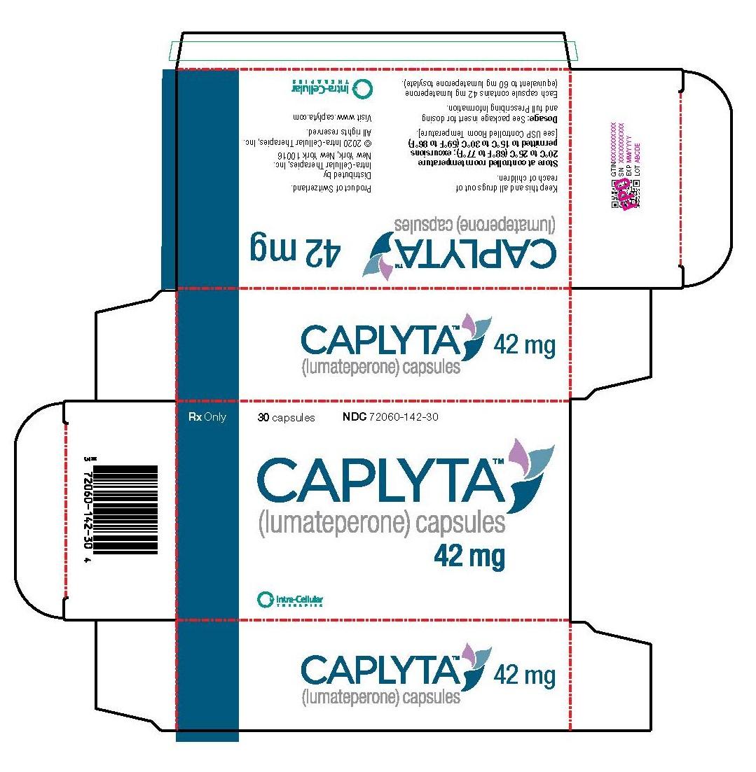 PRINCIPAL DISPLAY PANEL - 42 mg Capsule Blister Pack Carton - Switzerland