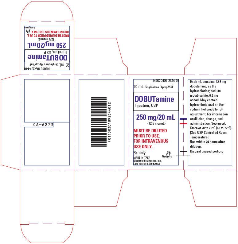 PRINCIPAL DISPLAY PANEL - 20 mL Vial Carton