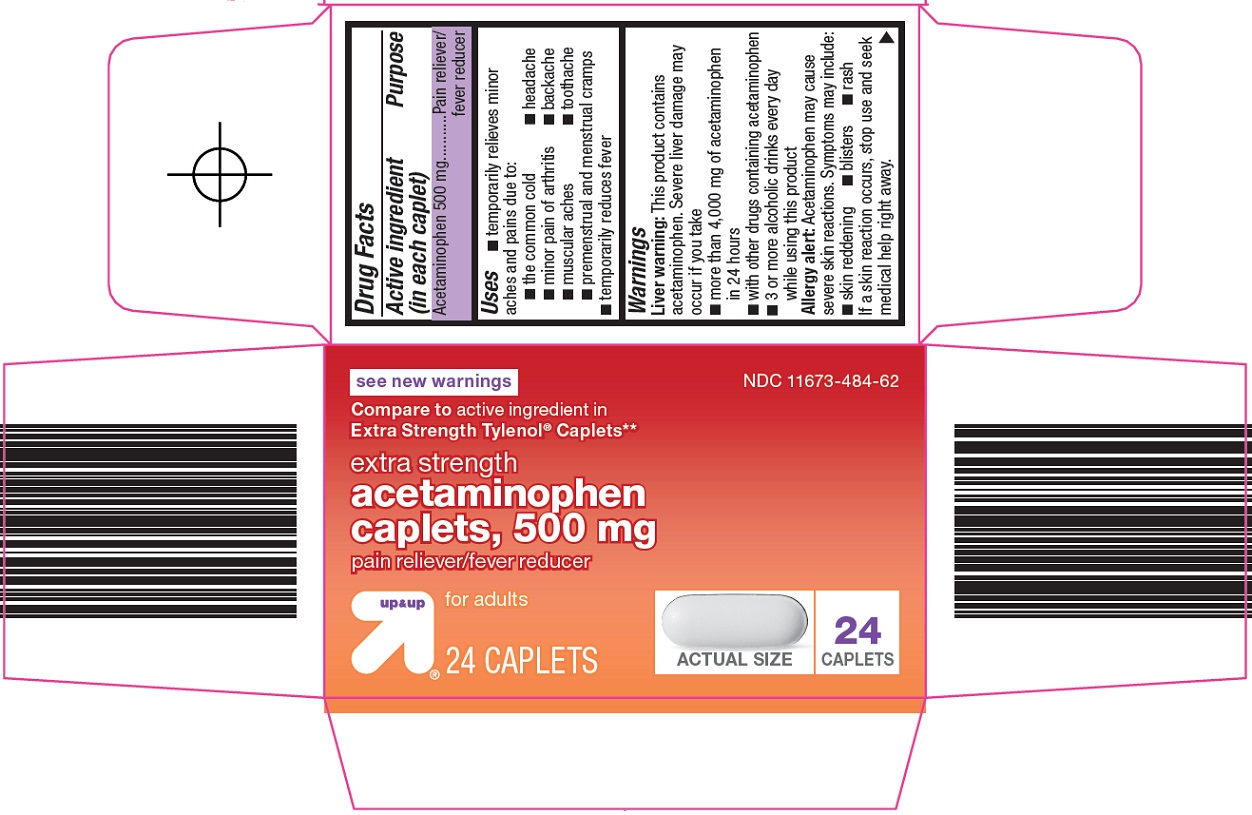 Up and Up Acetaminophen Image 1