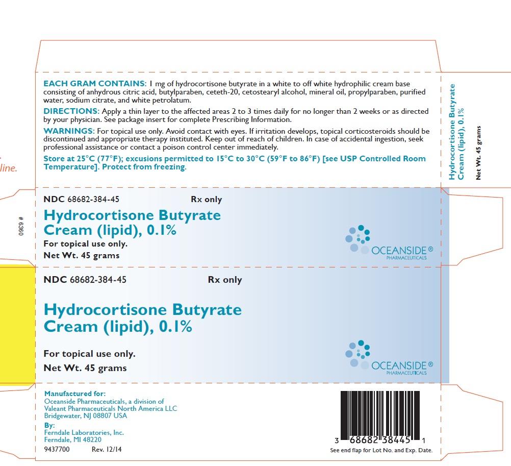 Hydrocortisone Butyrate Cream - 45
