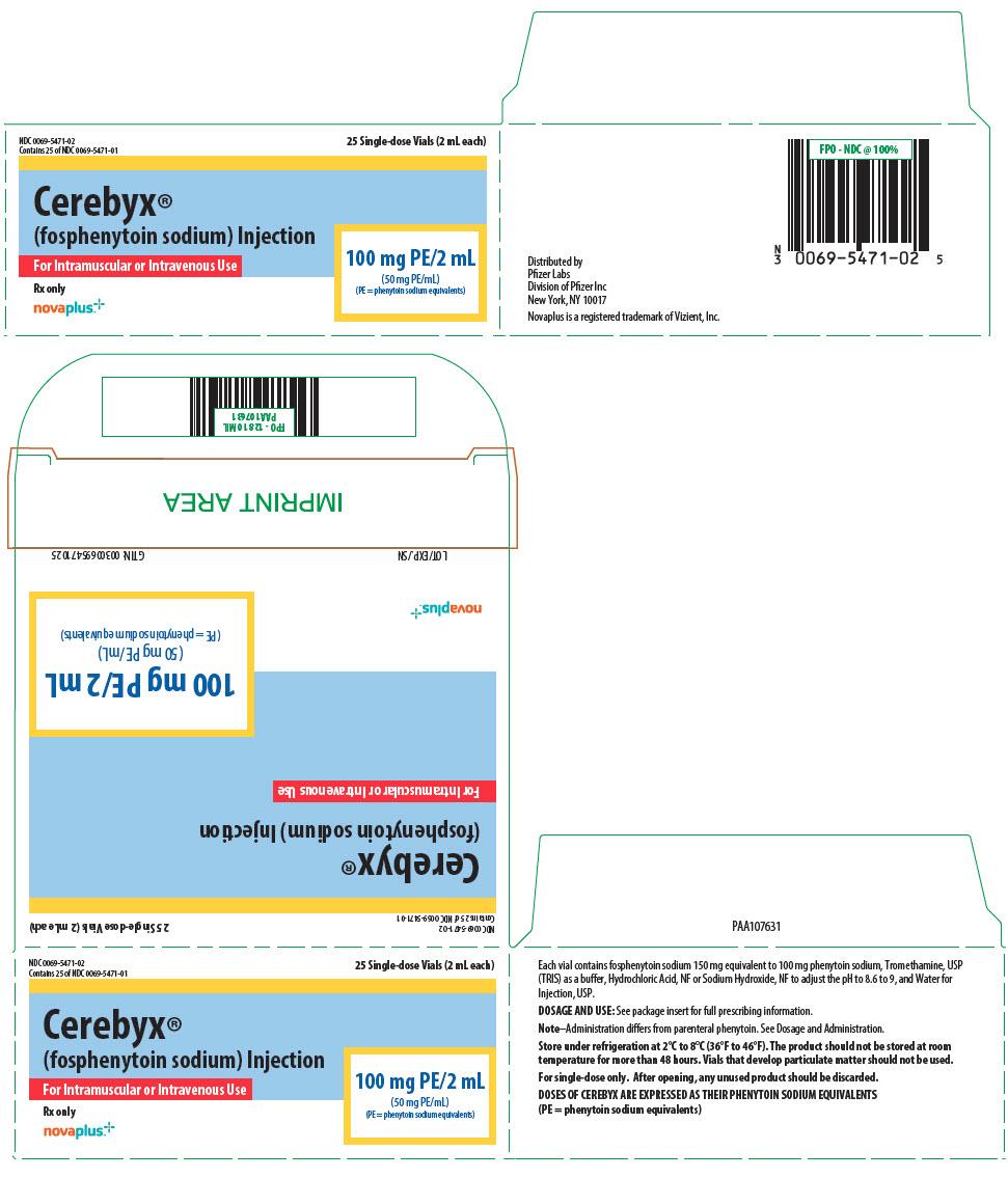 PRINCIPAL DISPLAY PANEL - 2 mL Vial Carton