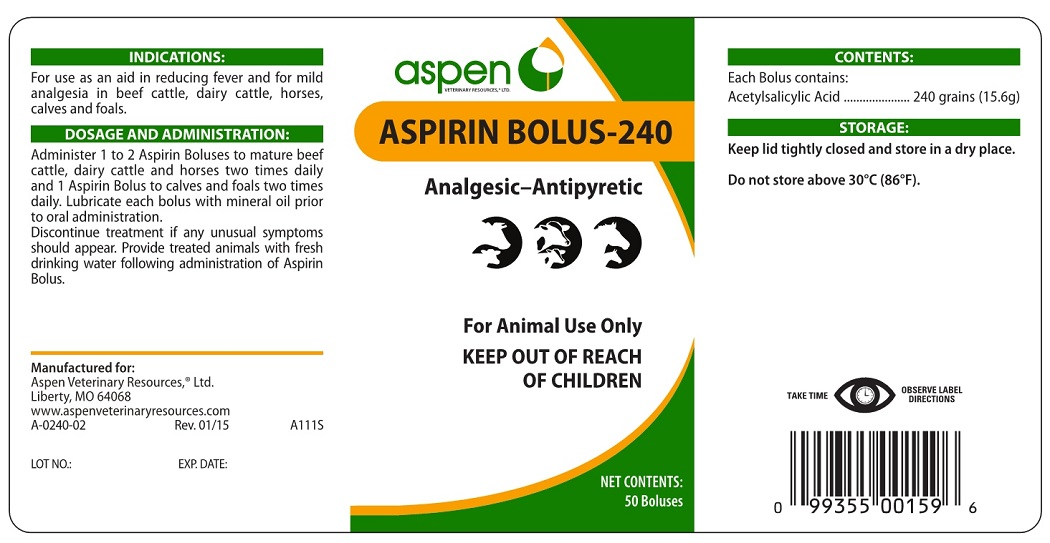 AS-Aspirin 240