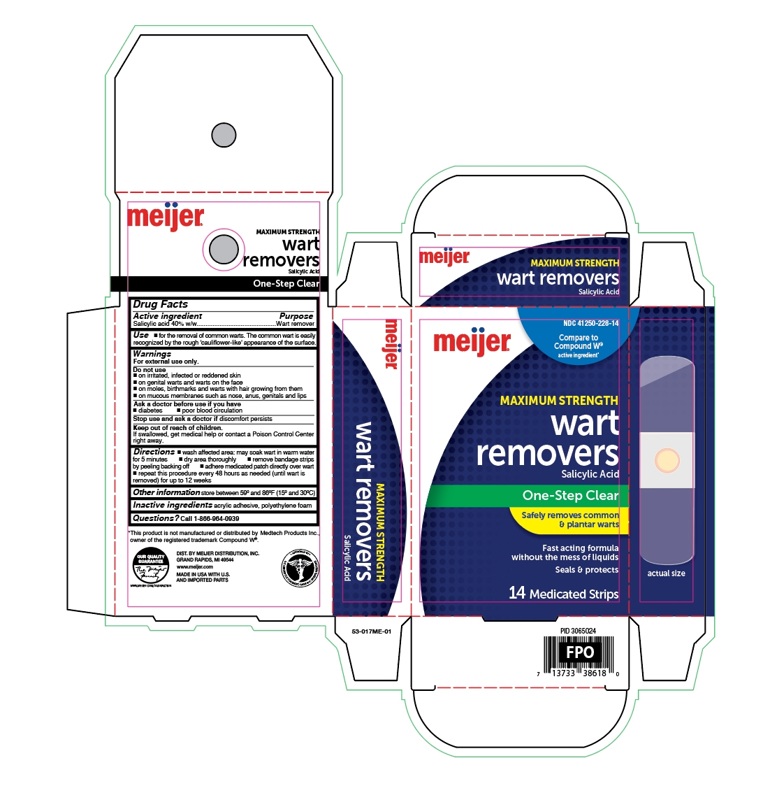 one step clear wart remover