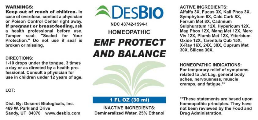 EMF Protect and Balance