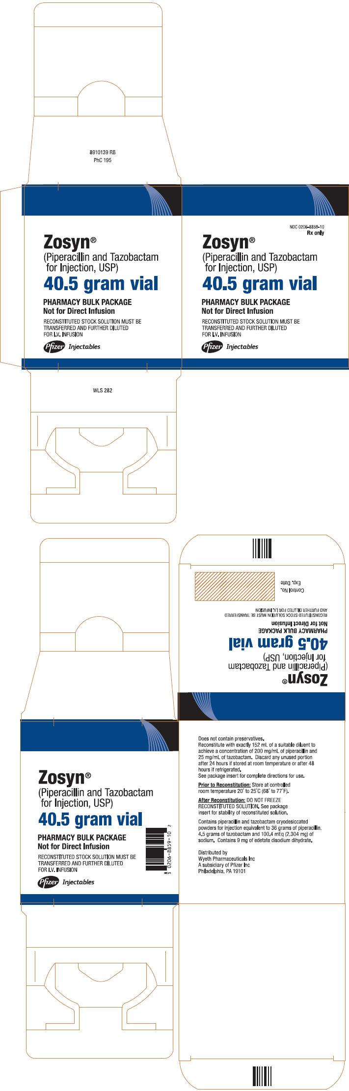 40.5 gram Vial Carton