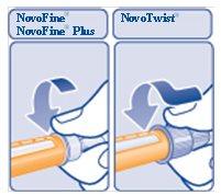 Figure G: Insulin squirts.