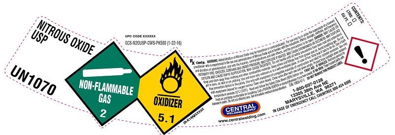 nitrous oxide one