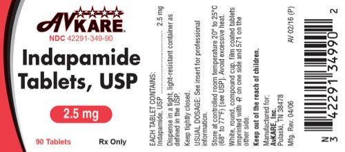 2.5 mg label