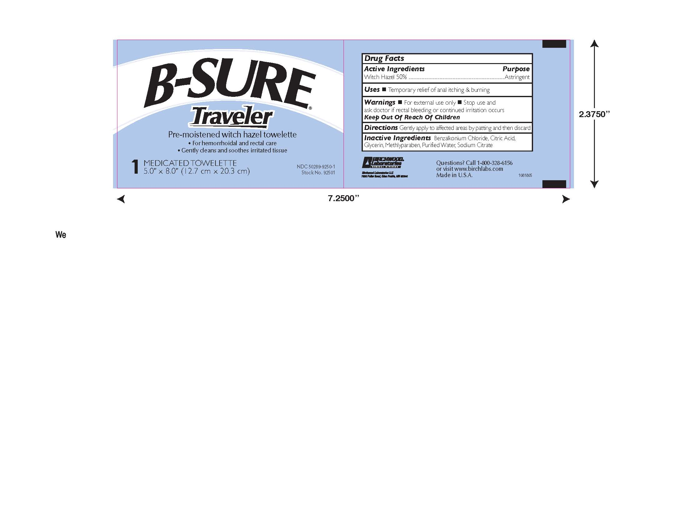 B-SURE Packet
