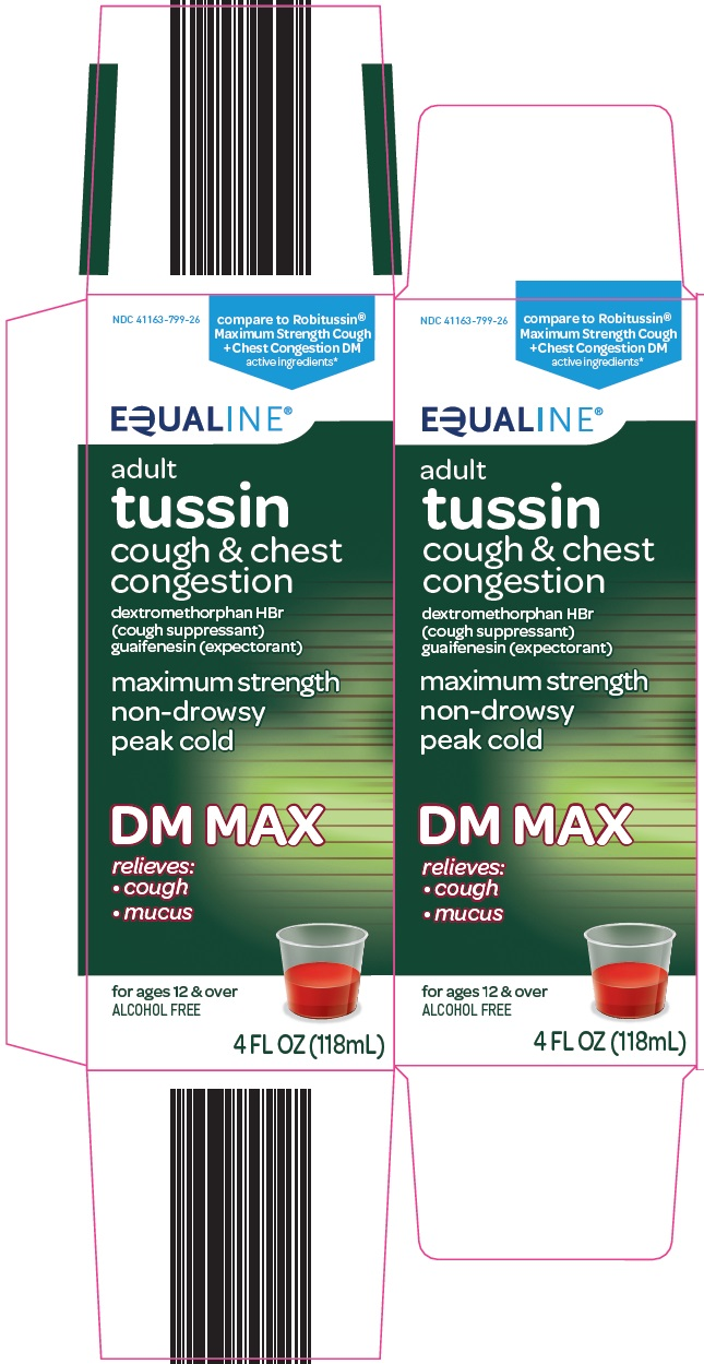 Equaline Adult Tussin Cough & Chest Congestion Image 1