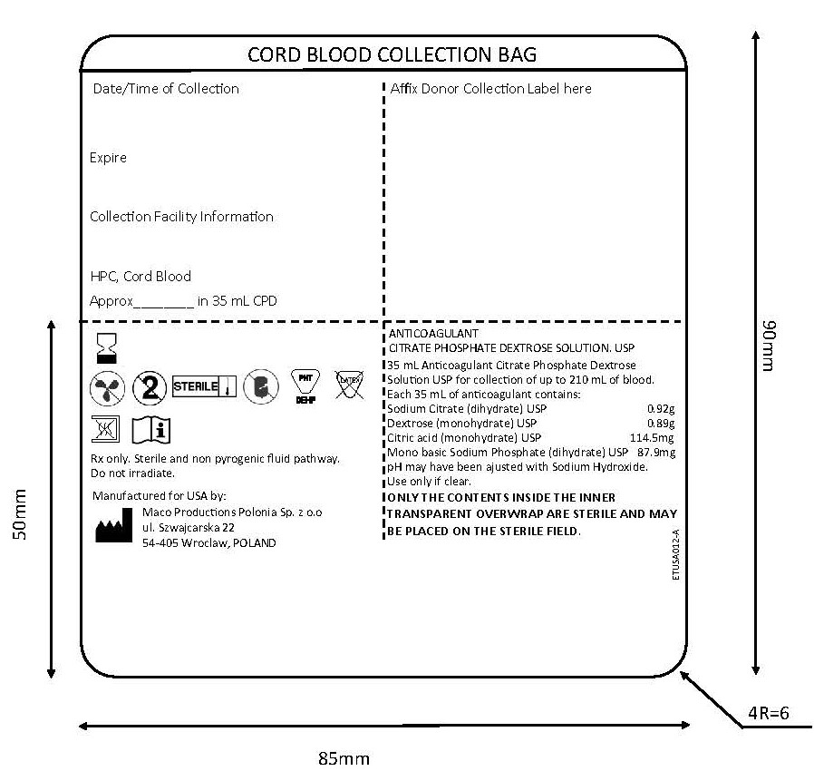 Collection Bag Label