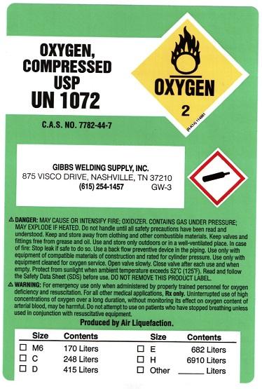 oxygen three