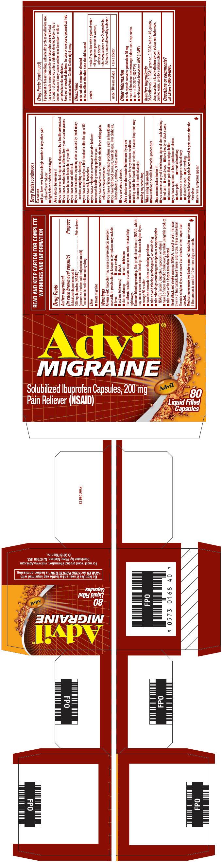 PRINCIPAL DISPLAY PANEL - 80 Capsule Bottle Carton