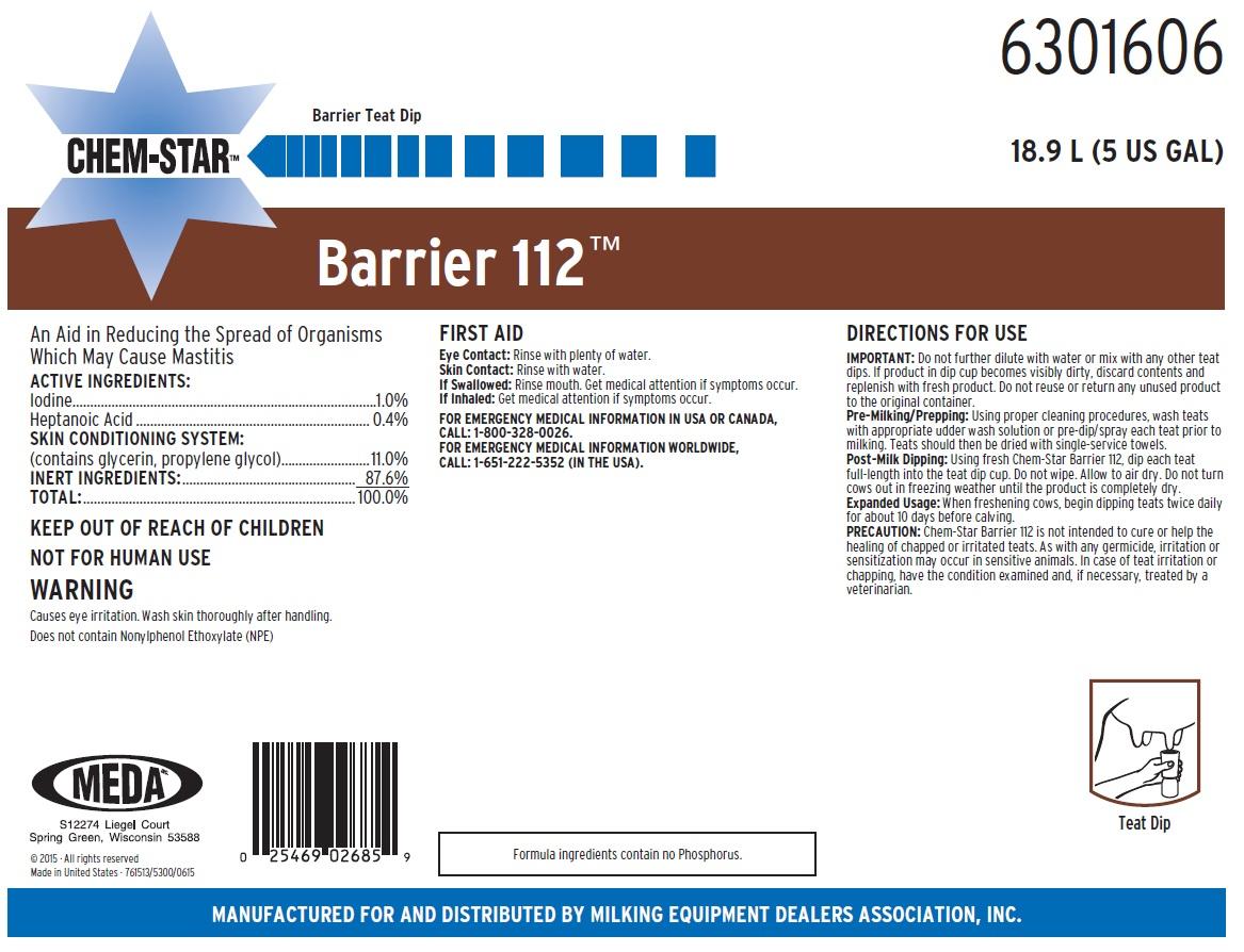 representative label