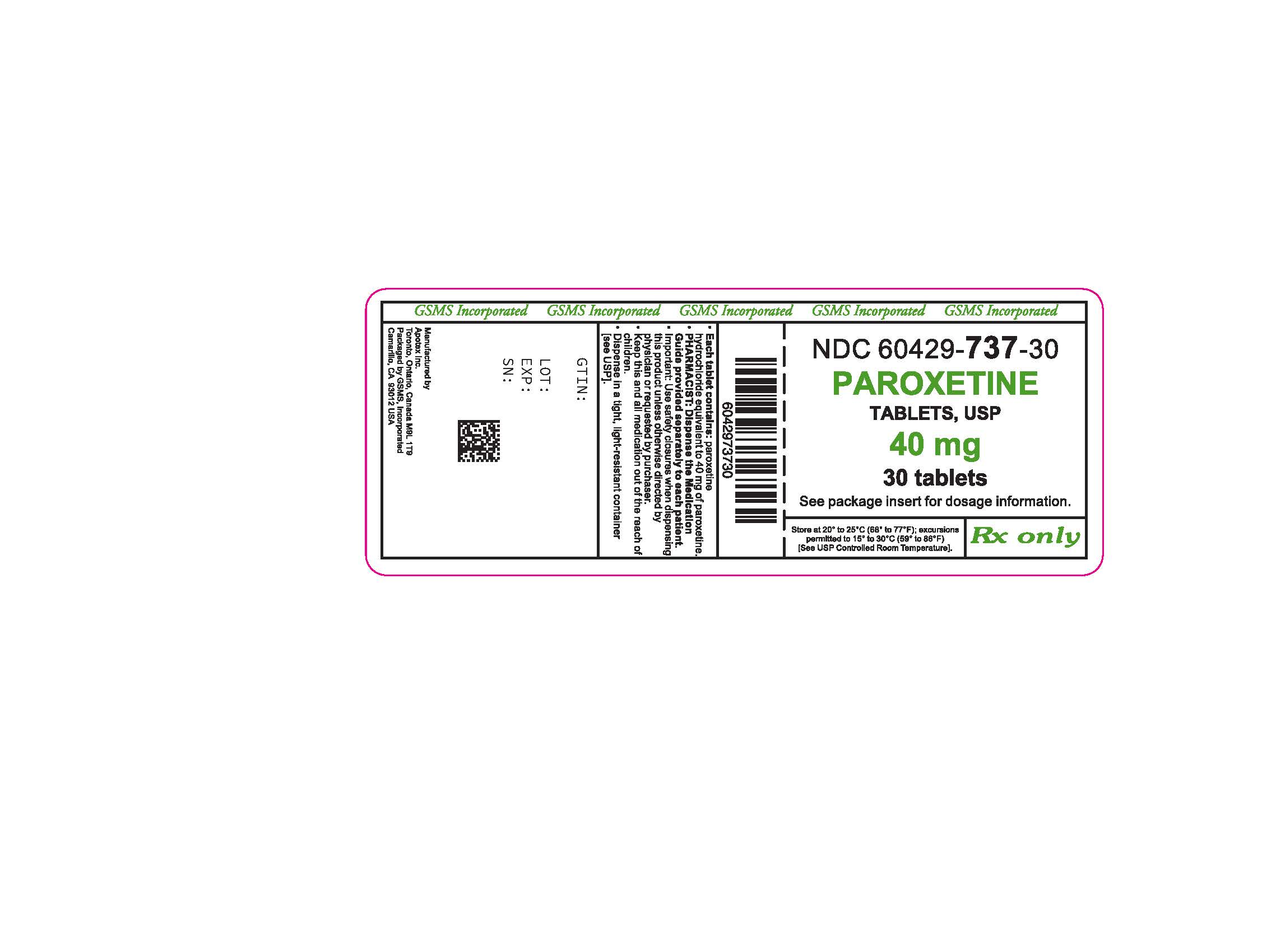 60429-737-30LB - PAROXETINE HCl 40 MG TABS.jpg