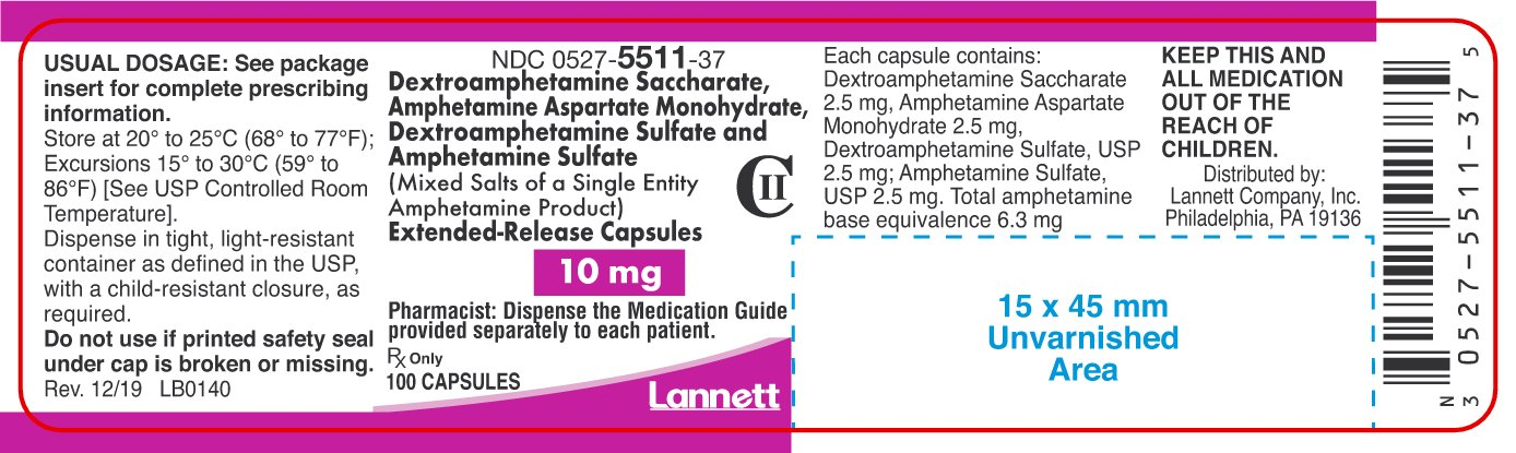 amphetamine-er-container-label-10mg-100ct