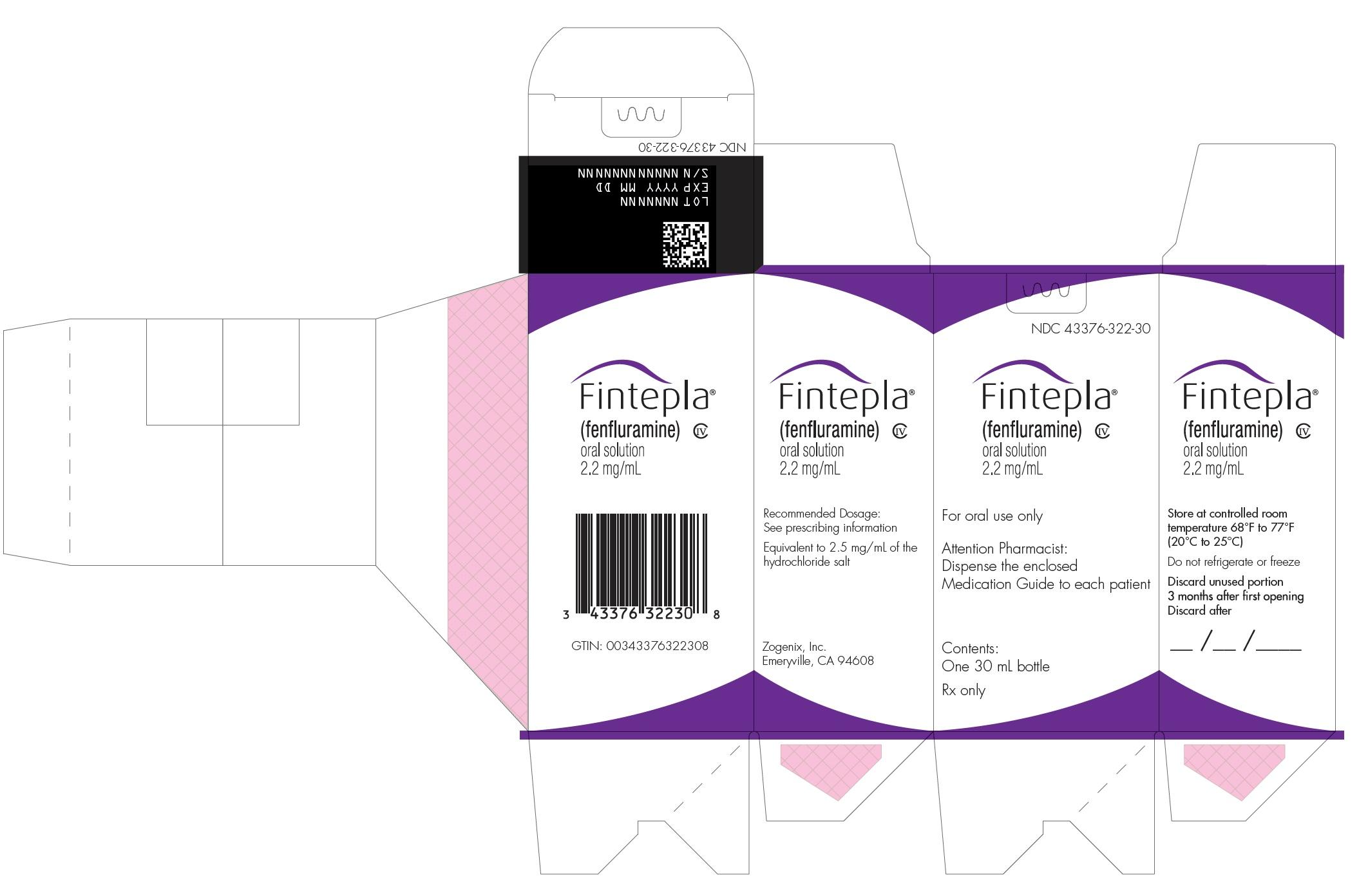 30 mL Carton Label